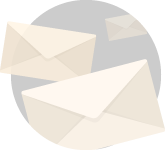 Get blog post notifications via email!